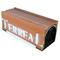 Coffre de volet roulant en terre cuite ép.30cm haut.31,5cm pour largeur tableau 1,80m - Gedimat.fr
