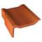 Tuile de rive universelle gauche PERSPECTIVE coloris badiane - Gedimat.fr
