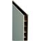 Cloison plaque de plâtre standard PREGYFAYLITE BA50 ép.5cm larg.1,20m long.2,50m - Gedimat.fr