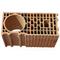 Brique terre cuite poteau POROTHERM GFR20 ép.20cm haut.29,9cm long.45cm - Gedimat.fr