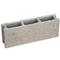 Bloc béton creux B40 NF ép.10cm haut.20cm long.50cm - Gedimat.fr