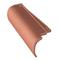 Rive ronde gauche GALLEANE coloris rouge - Gedimat.fr