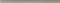 Listel Glossy carrelage pour mur en faïence WALL larg.2,5cm long.46 cm coloris grey - Gedimat.fr