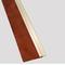 Solin plomb plissé long.2m larg.16cm coloris rouge/ sable - Gedimat.fr
