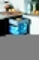 Poubelle encastrable écologique pour meuble larg.40cm mini contenance 2x34L - Gedimat.fr
