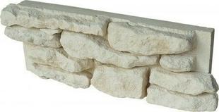mur de causse pour muret en pierre reconstitu e ideablock. Black Bedroom Furniture Sets. Home Design Ideas
