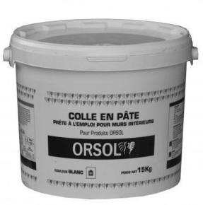 Colle pour produits ORSOL - Gedimat.fr