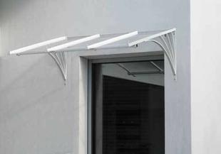 Couverture Altuglass pour marquises fer - Gedimat.fr