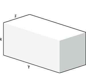 Bloc béton cellulaire GIGABLOC long.120cm haut.60cm ép.20cm - Gedimat.fr