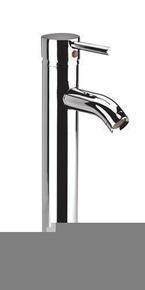 Mitigeur lavabo grand modèle KYLIA laiton chromé - Gedimat.fr