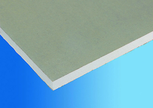 Plaque de plâtre haute dureté BA13 KNAUF KHD ép.12,5mm larg.1,20m long.2,60m - Gedimat.fr