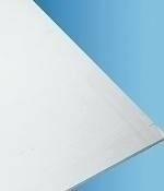 Plaque de plâtre prépeinte BA 13 KNAUF HORIZON 4 ép.12,5mm larg.1,20m long.2,50m - Gedimat.fr