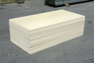 panneau polystyr ne expans bords droits therm mur th38 larg 1 20m long 2 60m. Black Bedroom Furniture Sets. Home Design Ideas