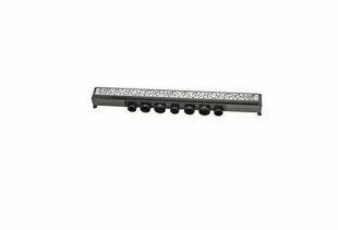 Siphon Express'eau larg.15cm long.15cm inox brossé - Gedimat.fr