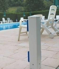 Alarme p�rim�trique sans fil pour piscine PRIMAPROTEC - GEDIMAT - Mat�riaux de construction - Bricolage - D�coration