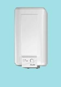 Chauffe-eau blindé sur évier 50L blanc - Gedimat.fr