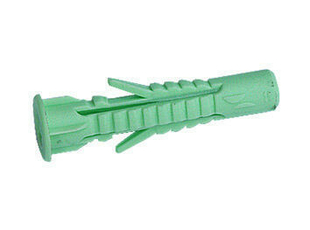 Cheville universelle nylon diam.6mm long.35mm - Gedimat.fr