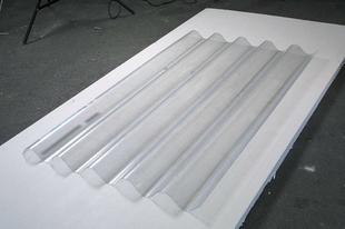 plaque ondul e en polyester 5 grandes ondes classe 3 long. Black Bedroom Furniture Sets. Home Design Ideas