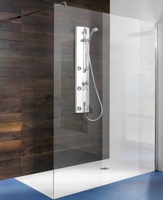 Parois douche fixe paroi douche fixe sur enperdresonlapin for Paroi fixe pour douche italienne