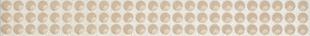 Listel Gioia carrelage pour mur en faïence TEOREMA larg.3cm long.25cm coloris beige - Gedimat.fr