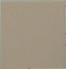 Carrelage pour sol ou mur en grés émaillé dim.10x10cm coloris light sand - Gedimat.fr
