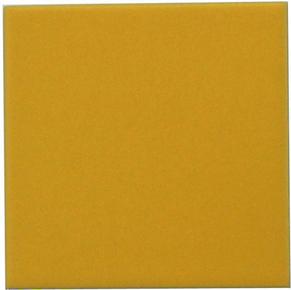 Carrelage pour sol ou mur en grés émaillé dim.10x10cm coloris yellow - Gedimat.fr