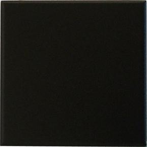 Carrelage pour sol ou mur en grés émaillé dim.10x10cm coloris black - Gedimat.fr