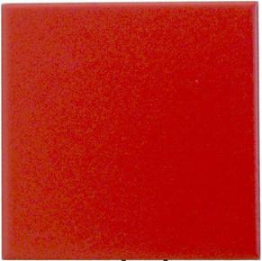 Carrelage pour sol ou mur en grés émaillé dim.10x10cm coloris red - Gedimat.fr