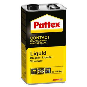 Colle contact PATTEX liquide bidon de 4k5 - Gedimat.fr