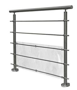 kit de protection plexi pour gamme garde corps en inox. Black Bedroom Furniture Sets. Home Design Ideas