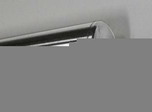 Bouchon pour main courante inox pour gamme garde-corps en inox par lot de 2 pièces - Gedimat.fr