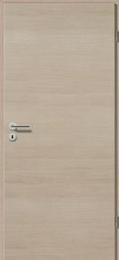Bloc-porte RHEDA isolant huisserie cloison 100 à 116mm revêtu mélaminé finition pin clair haut.204cm larg.73cm droit poussant - Gedimat.fr