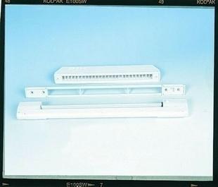 Grille de ventilation hygrom trique et acoustique coloris for Grille de ventilation fenetre