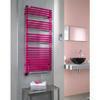Sèche serviettes CALA+ air électrique 750W haut.122,6cm larg.49 ,6cm blanc - GEDIMAT - Matériaux de construction - Bricolage - Décoration