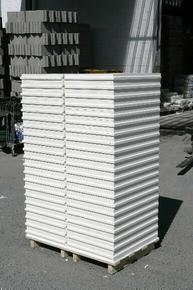Carreau de plâtre standard plein PF3 ép.10cm larg.37,5cm long.66,6cm - Gedimat.fr