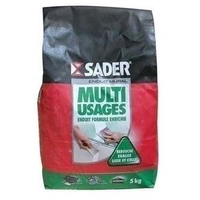 Enduit colle polyvalent en poudre sac papier 5kg - Gedimat.fr