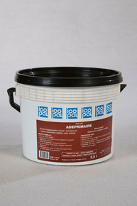 enduit d 39 impr gnation froid base de bitume polym re adeprimaire 2 5l. Black Bedroom Furniture Sets. Home Design Ideas