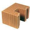 Brique poteau rectifié MONOMUR 37 - 375x275x212mm - Gedimat.fr