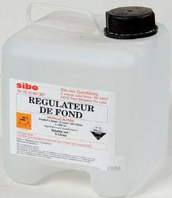 Régulateur de fond - bidon de 5l - Gedimat.fr