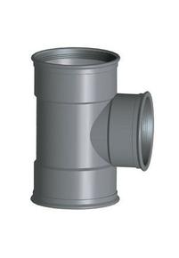 Culotte PVC CR8 FFF 87°30 diam.250X160mm type SDR 34 - Gedimat.fr