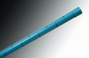 Tube épandage SOTRAPAND CR4 diam.100mm long.4m - Gedimat.fr