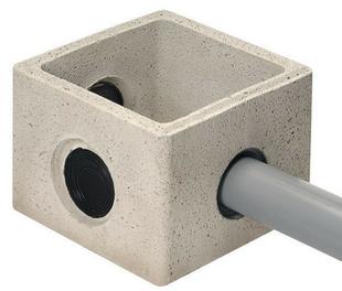 Rehausse de regard b ton clic box haut - Rehausse chambre de visite beton ...