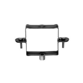 acheter de nouveaux boutique de sortie qualité parfaite Collier carré 100x100mm à embase taraudée - Gedimat.fr