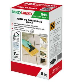 joint de carrelage prolijoint souple 545 coloris blanc bo te 5kg. Black Bedroom Furniture Sets. Home Design Ideas
