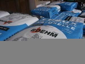 chaux de boehm nhl 2 ce sac de 35kg. Black Bedroom Furniture Sets. Home Design Ideas