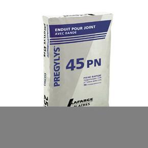 Enduit à joint prise normale PREGYLYS 45 PN sac de 25kg - Gedimat.fr