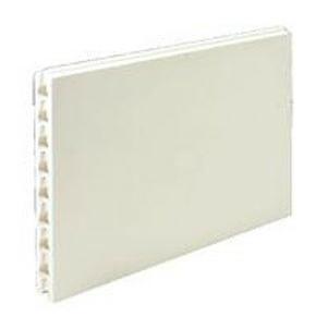 Carreau de plâtre standard alvéolé PF3 ép.10cm larg.50cm long.66,6cm - Gedimat.fr