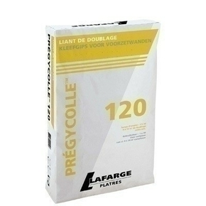 Mortier adhésif PREGYCOLLE 120 sac de 10kg - Gedimat.fr