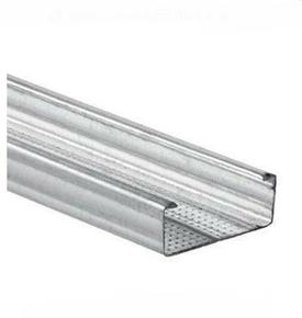 Fourrure acier galvanisé PREGYMETAL WAB Z275 S47/6,2 long.5,25m - Gedimat.fr