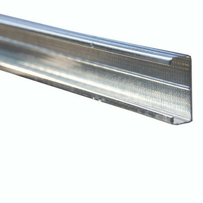 Fourrure acier galvanisé PREGYMETAL S47/6 long.3m - Gedimat.fr